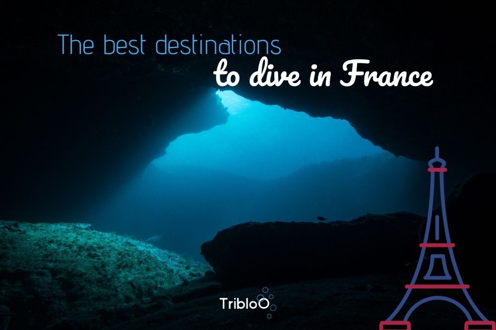 the best destinations to dive in France